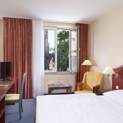 Zimmer im Sorat Hotel Brandenburg