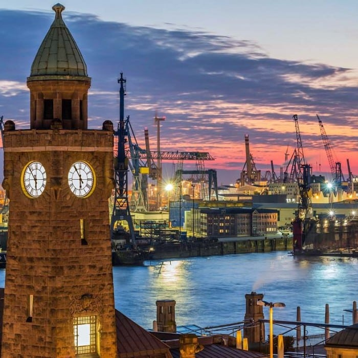 Silvesterreise Hamburg