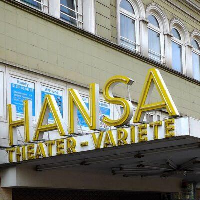 Hansa Variete Theater Gruppen