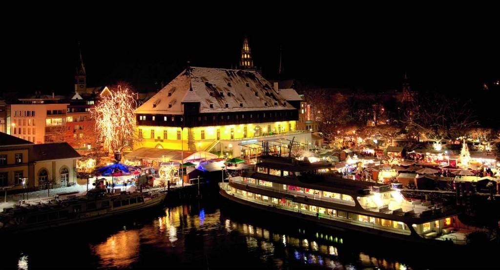 Silvesterreise Bodensee