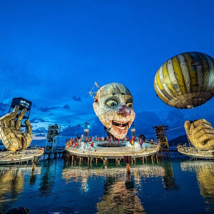 Tagesspiegel Leserreise Bregenzer Festspiele