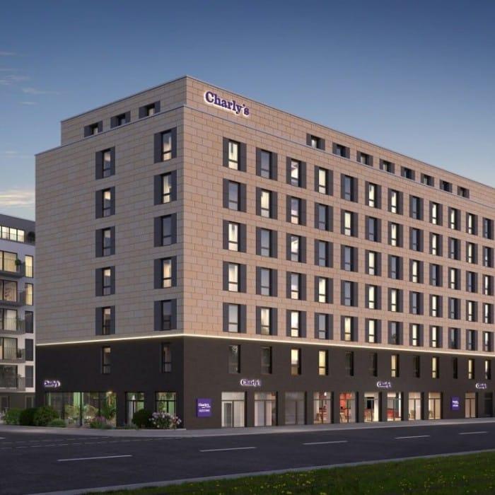 Charly's Leipzig Hotel