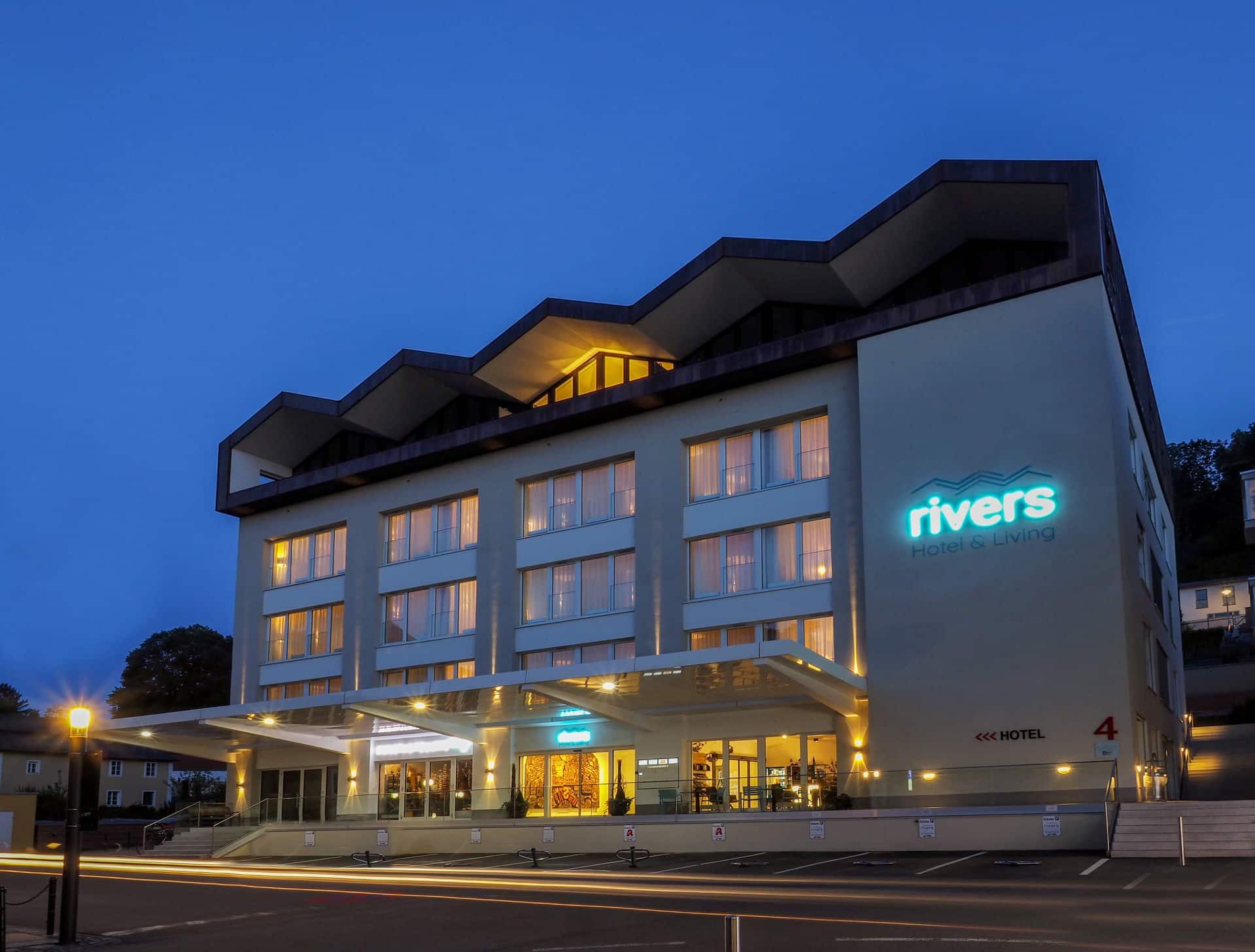 Hotel Rivers Passau
