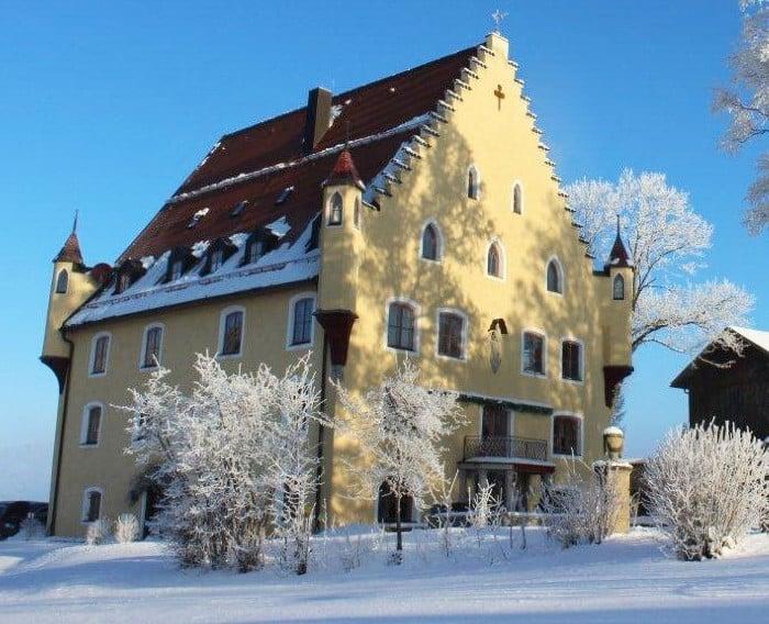 Silvester im Allgäu