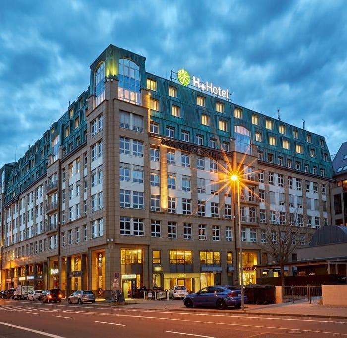 H+ Hotel Leipzig